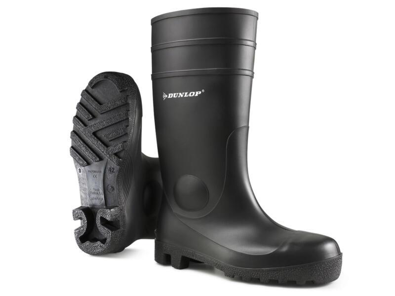 Dunlop Bottes Protomastor noir 45