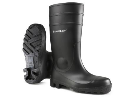Dunlop Bottes Protomastor noir 46