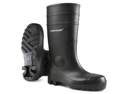 Dunlop Bottes Protomastor noir 47