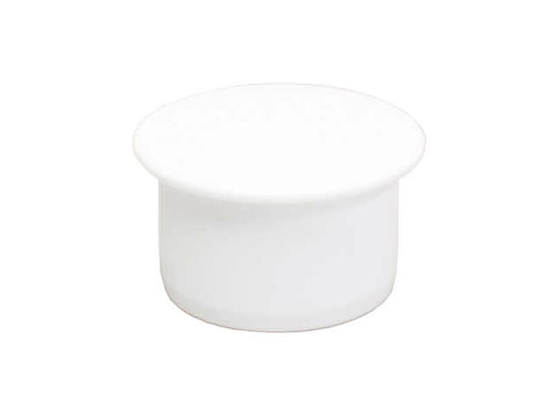 Scala Bouchon 50mm polypropylène blanc
