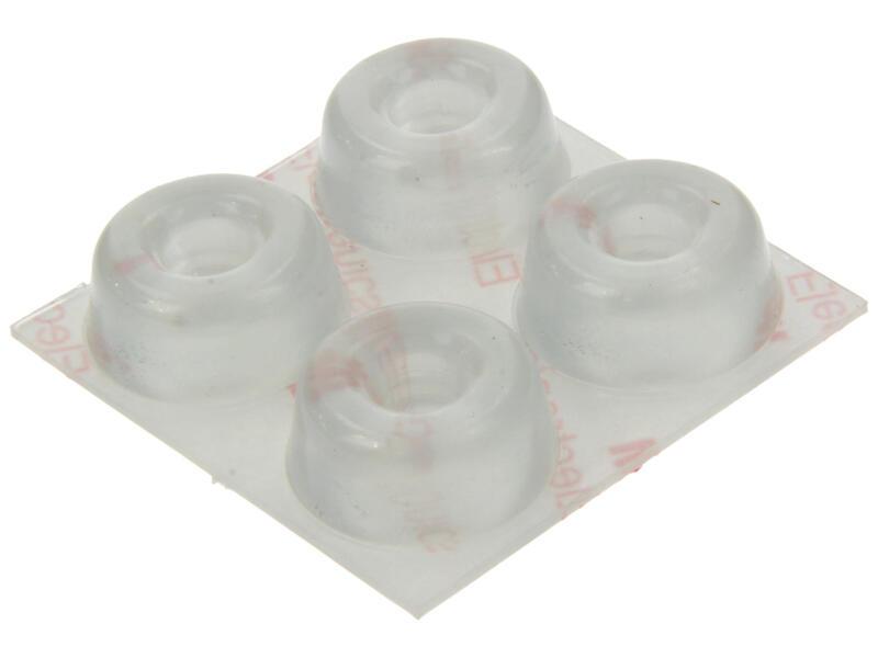 Mack Bouchon antidérapant transparent 20mm