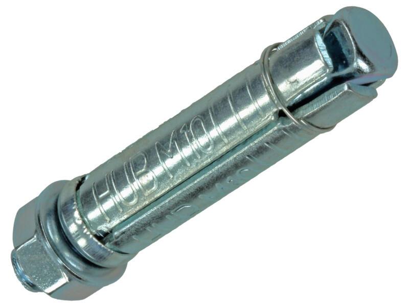 Sam Boulons expansible M10 x 80mm diamètre 16mm 2 pièces