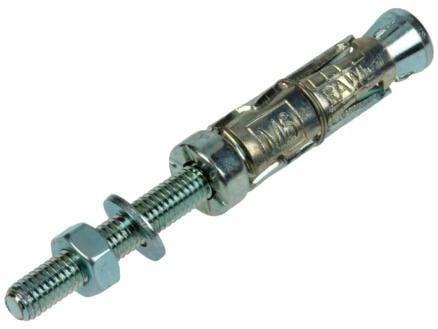 Celo Boulons expensibles ZE6-85 avec tige fileté 6x85 mm et écrou 4 pièces
