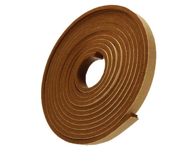 Confortex Bourrelet 6m 0,9cm brun