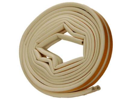 Confortex Bourrelet D 6m 0,9cm blanc
