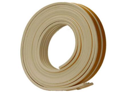 Confortex Bourrelet E 6m 0,9cm blanc