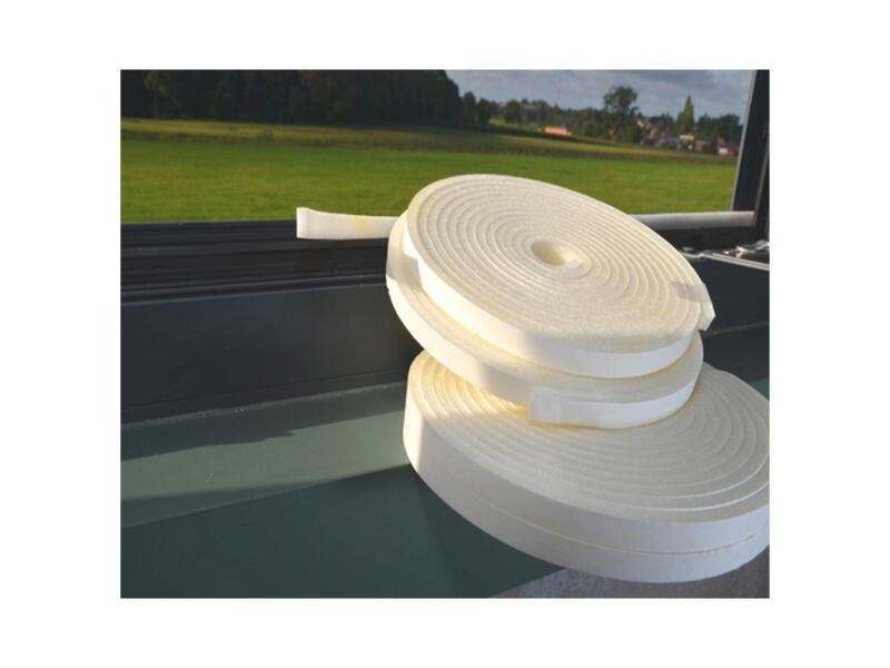 Confortex Bourrelet adhésif polyuréthane 20m 1,9cm blanc