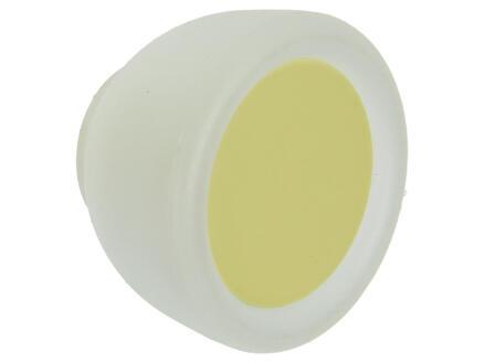 Yale Bouton de meuble 34mm jaune