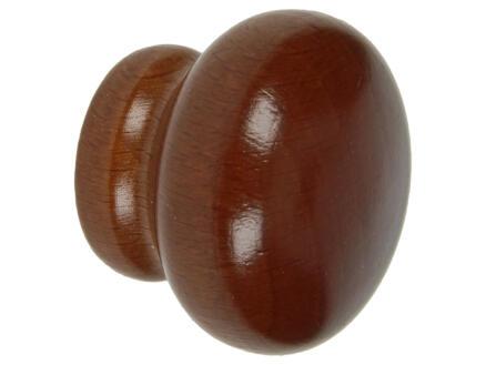 Sam Bouton de meuble 40mm hêtre miel 2 pièces