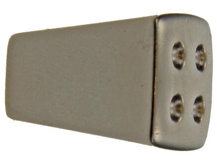Sam Bouton de meuble avec trous 15mm 2 pièces