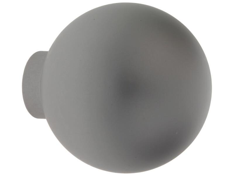 Sam Bouton de meuble boule 25mm aluminium