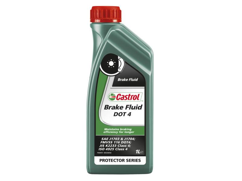 Castrol Brake Fluid DOT 4 liquide de frein 1l
