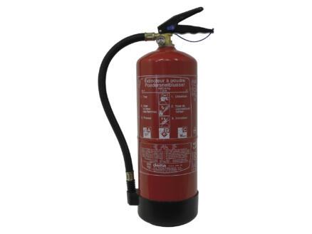 Brandblusser voor voertuigen 6kg
