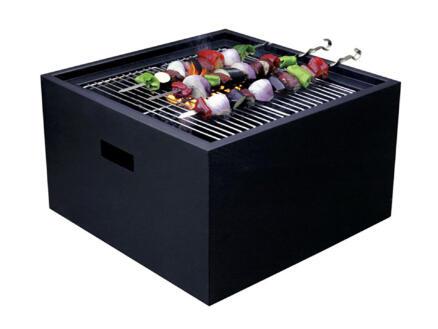 Brasero Barbecue Table 61cm Carre Hubo