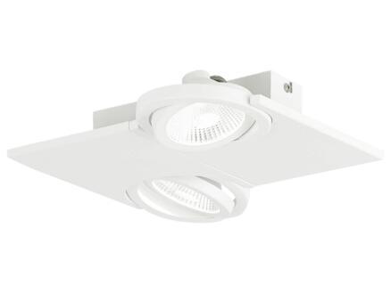 Eglo Brea LED plafondspot 2x5 W wit