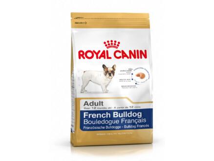 Royal Canin Breed Health Nutrition Bouledogue Français croquettes chien 3kg