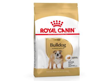 Royal Canin Breed Health Nutrition Bulldog Adult croquettes chien 3kg