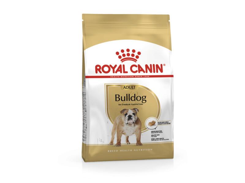 Royal Canin Breed Health Nutrition Bulldog Adult hondenvoer 12kg