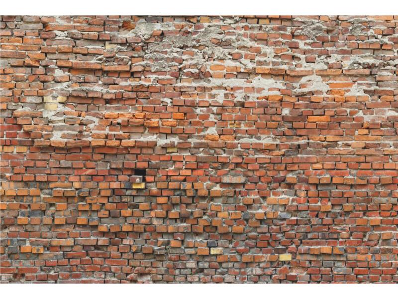 Bricklane papier peint photo briques 4 bandes