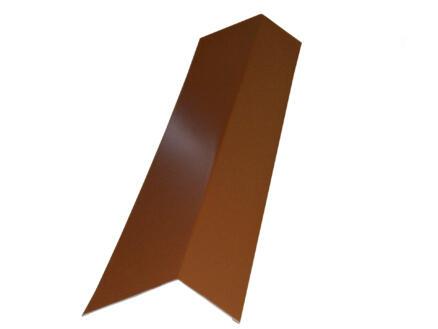 Bricoprofile bris de gouttière 120cm terracotta