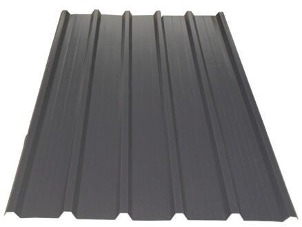 Bricoprofile tôle profilée 200x105 cm 0,5mm graphite