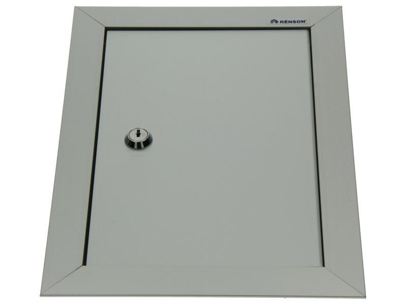 Renson Brievenkastdeur aluminium