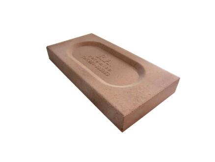 Brique réfractaire 22x11x3 cm