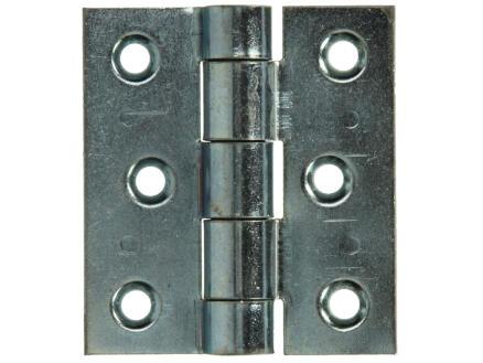 Yale Briquet 7,4x6,6 cm fer