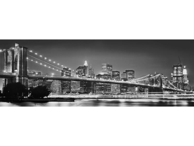 Brooklyn Bridge 4320 fotobehang 4 stroken