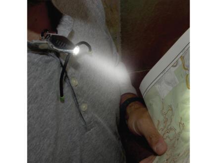Nite Ize BugLit LED zaklamp zwart