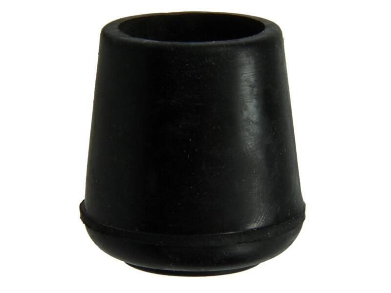 Mack Buisdop 22mm zwart 4 stuks