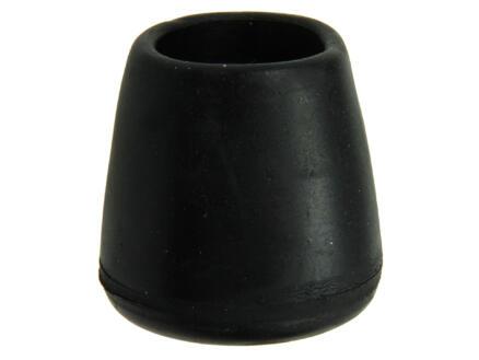 Mack Buisdop 25mm zwart 4 stuks