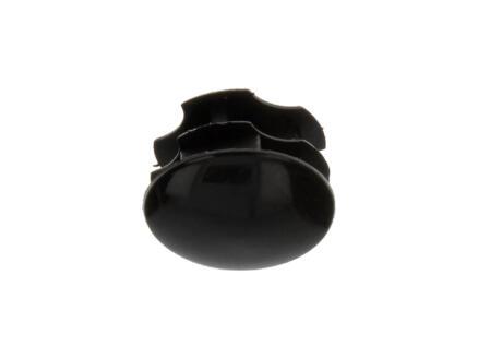 Mack Buisdop insteek 22mm zwart 4 stuks
