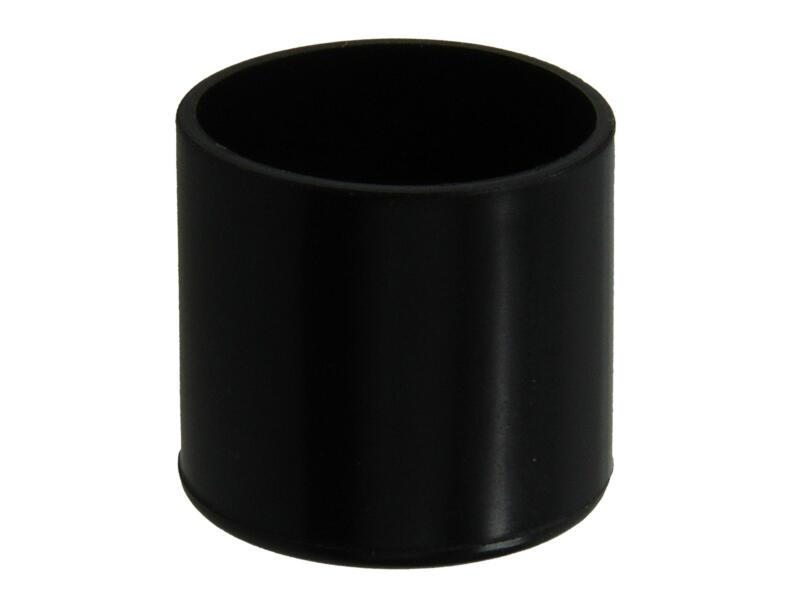 Mack Buisdop opzetmodel 25mm zwart 16 stuks
