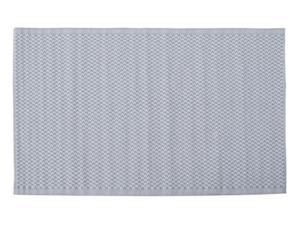 Buitentapijt 120x180 cm grijs