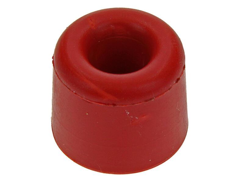 Mack Butoir 30x25 mm rouge 2 pièces