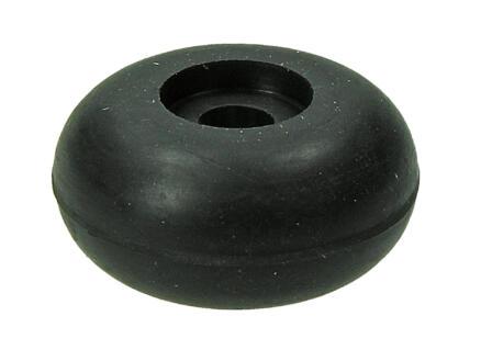 Mack Butoir cheville 30mm noir 2 pièces