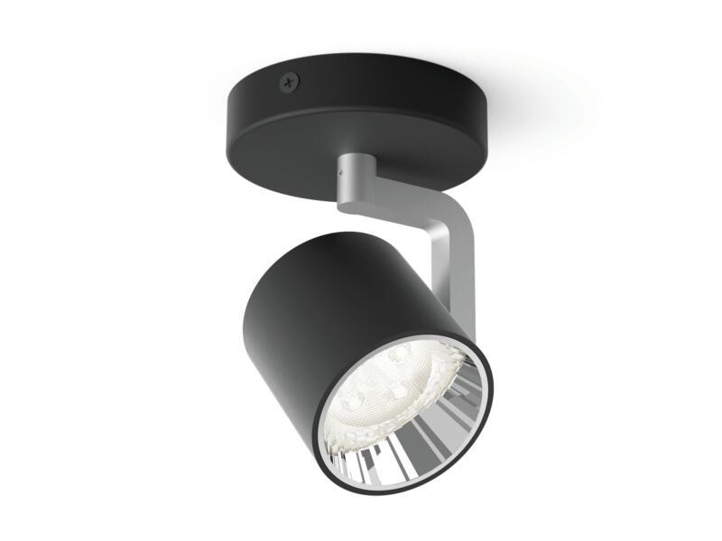 Philips Byrl LED wandspot 4,3W zwart