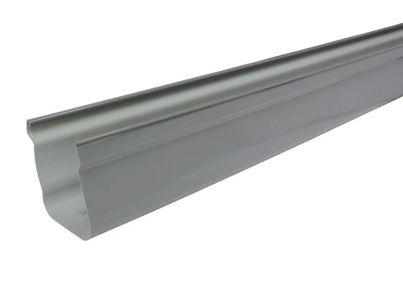 Scala C140 coex gouttière 2m gris foncé