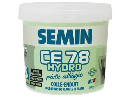 Semin CE 78 Hydro enduit à joint en pâte 5kg
