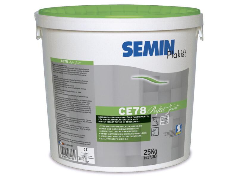 Semin CE 78 Perfect' Joint pâte de jointoiement 25kg