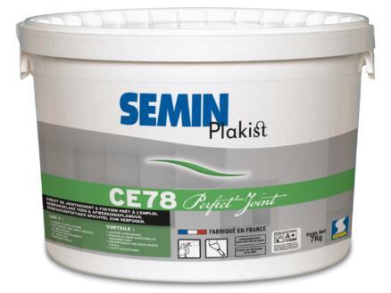 Semin CE 78 Perfect' Joint pâte de jointoiement 7kg