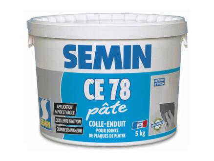 Semin CE 78 pâte de jointoiement  5kg