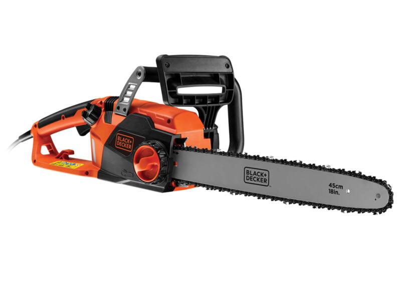 Black+Decker CS2245-QS tronçonneuse 2200W 450mm
