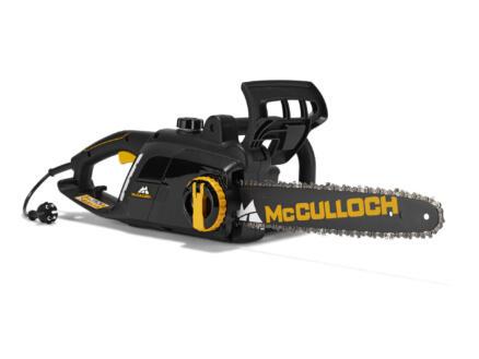 McCulloch CSE2040S tronçonneuse 2000W 400mm
