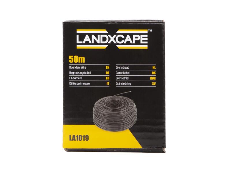 Câble périphérique 50m pour tondeuse robot Landxcape