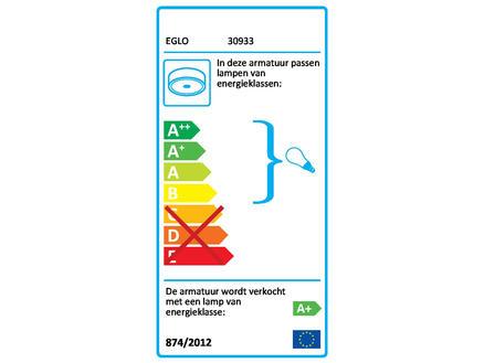 Eglo Cabo LED plafondlamp GU10 5x2,5 W chroom
