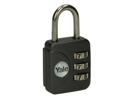 Yale Cadenas à code 28mm