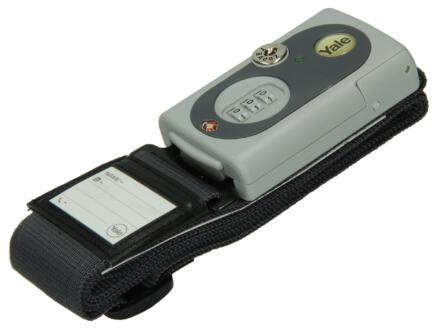 Yale Cadenas à code ceinture bagages 64mm