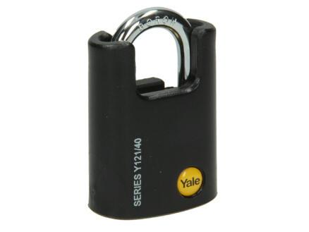 Yale Cadenas avec protection 40mm noir